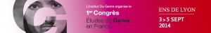 Congrès des Etudes de genre en France – Sciencesconf.org